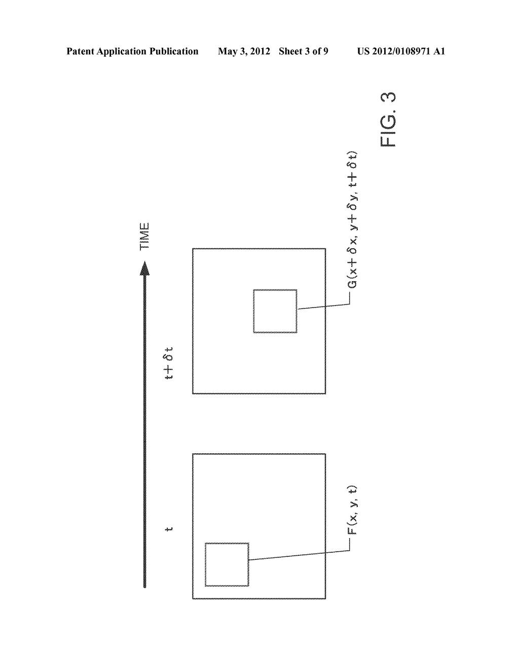 ULTRASOUND DIAGNOSTIC APPARATUS AND METHOD FOR TRACING MOVEMENT OF TISSUE - diagram, schematic, and image 04