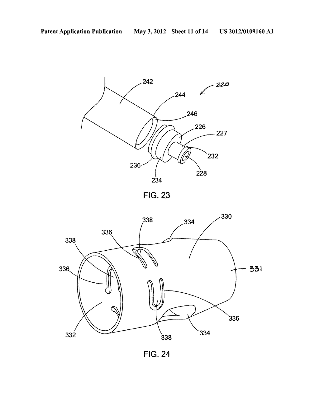 MEDICAL DEVICES WITH DETACHABLE PIVOTABLE JAWS - diagram, schematic, and image 12