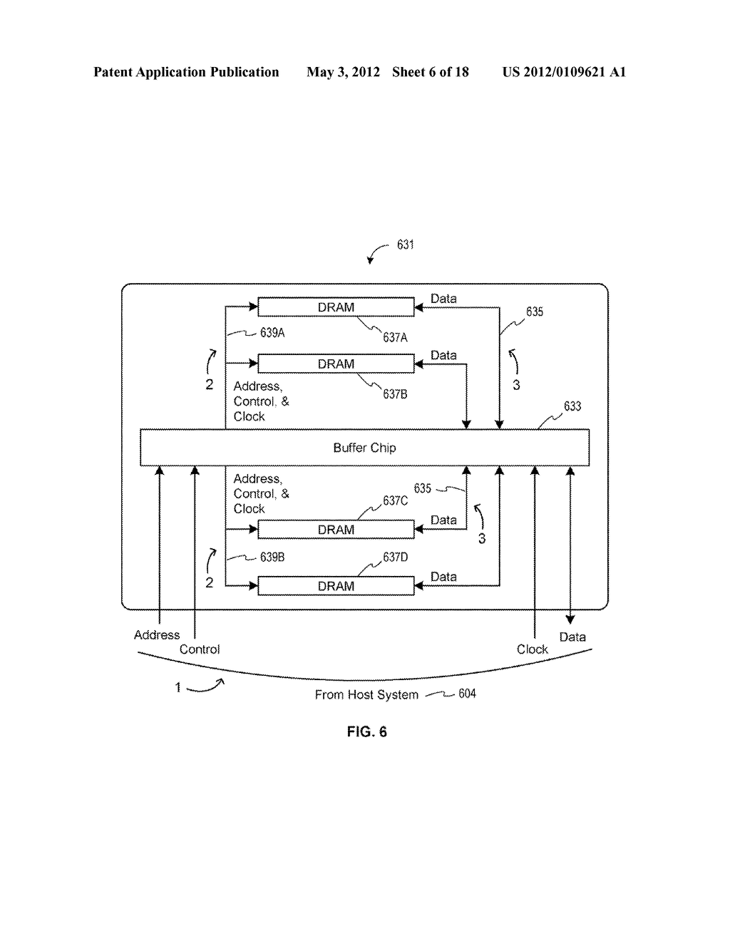 System and Method for Simulating an Aspect of a Memory Circuit - diagram, schematic, and image 07