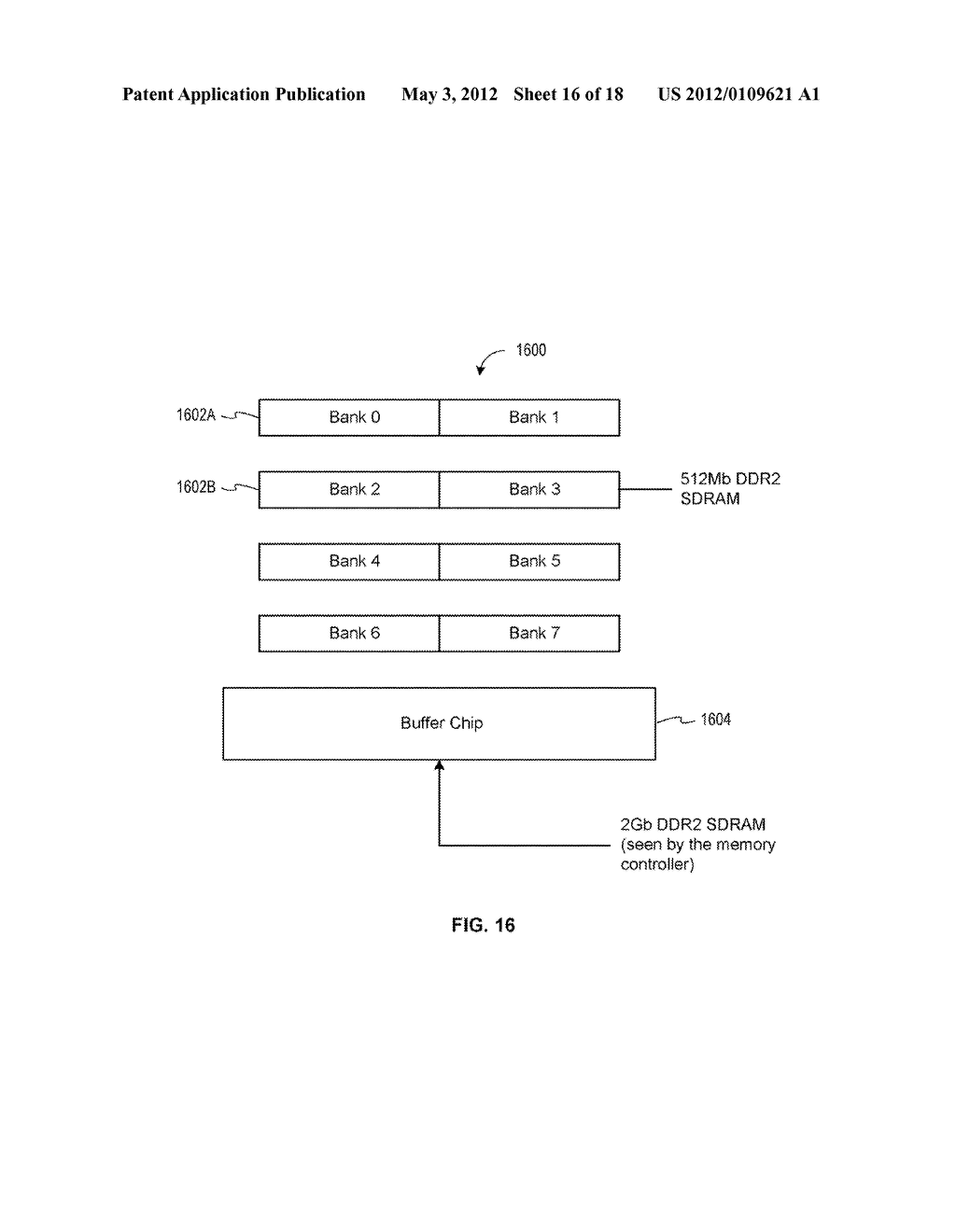 System and Method for Simulating an Aspect of a Memory Circuit - diagram, schematic, and image 17