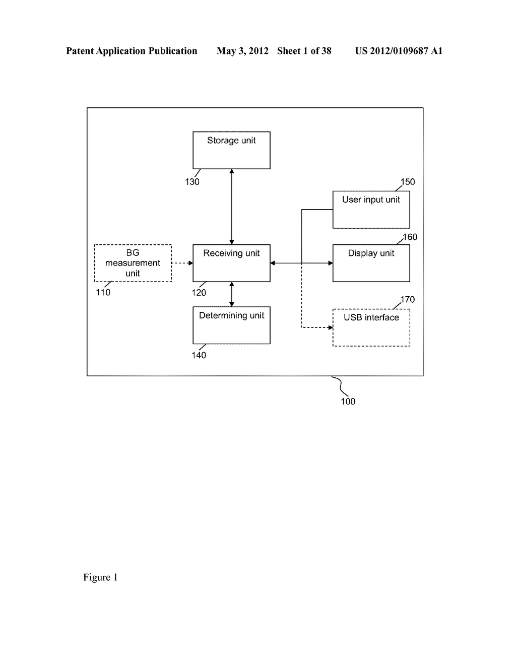 Medical System and Method for Providing Information for Glycemic Control - diagram, schematic, and image 02