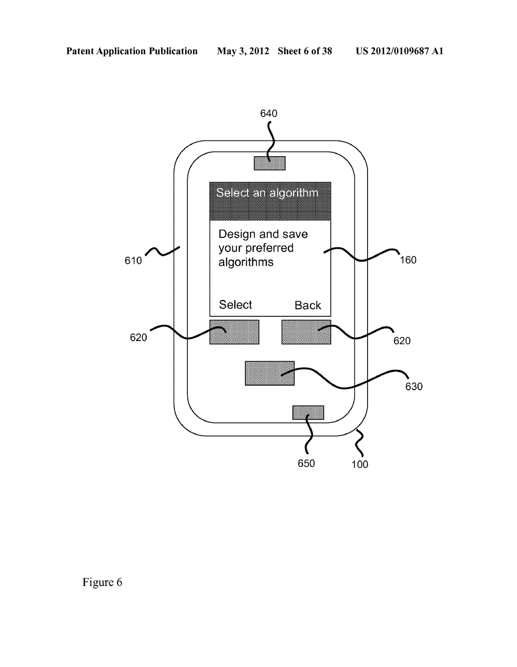 Medical System and Method for Providing Information for Glycemic Control - diagram, schematic, and image 07