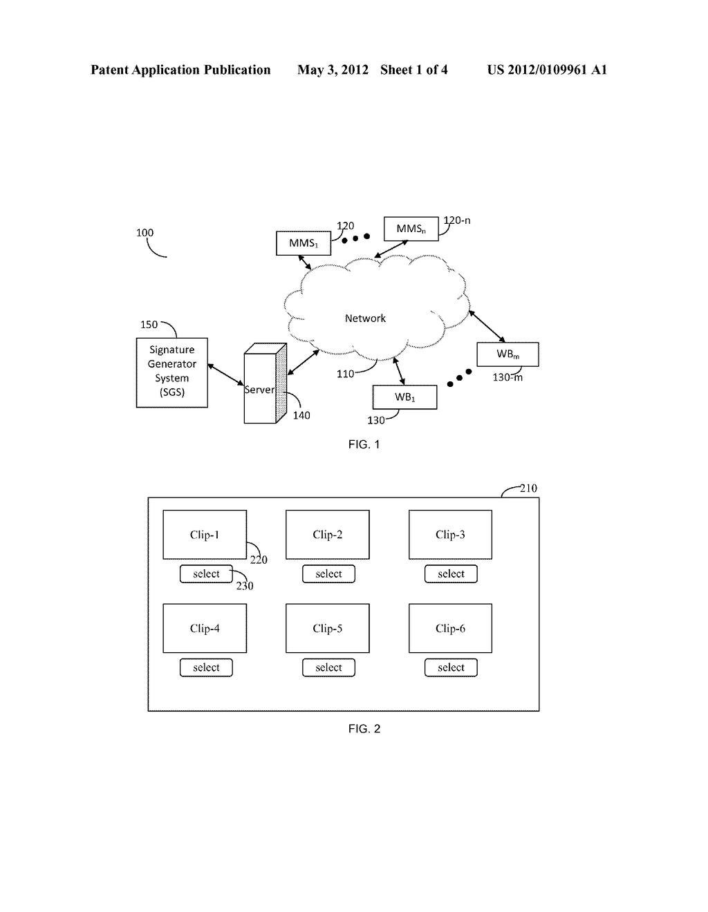 Signature Based System and Methods for Generation of Personalized     Multimedia Channels - diagram, schematic, and image 02