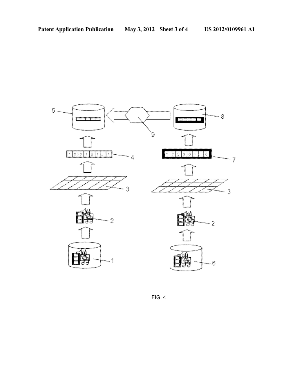 Signature Based System and Methods for Generation of Personalized     Multimedia Channels - diagram, schematic, and image 04