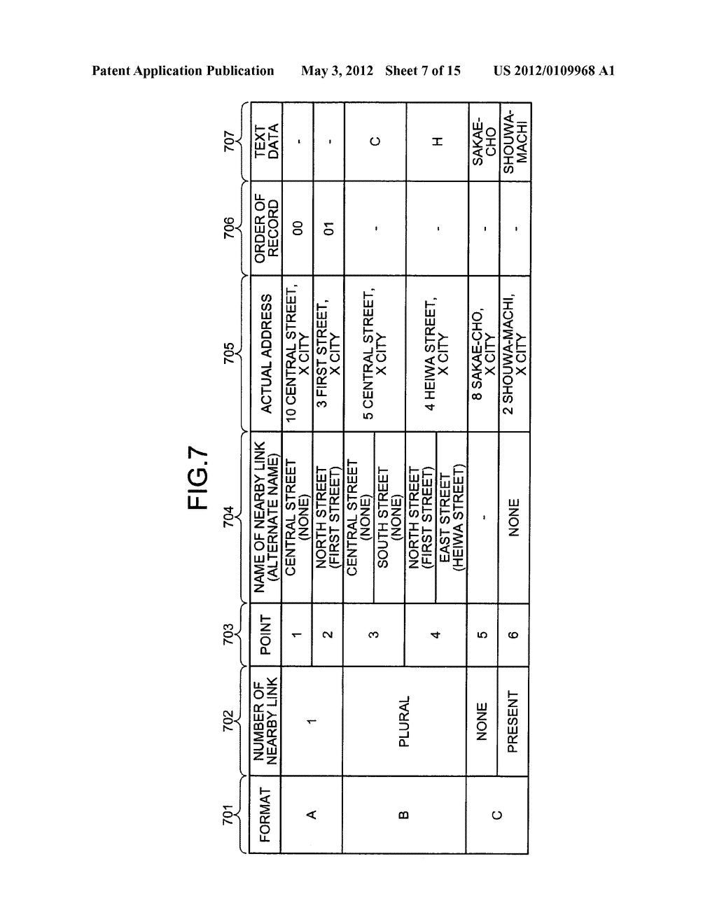 INFORMATION PROCESSING APPARATUS, INFORMATION CREATING APPARATUS,     INFORMATION PROCESSING METHOD, INFORMATION CREATING METHOD, INFORMATION     PROCESSING POROGRAM, INFORMATION CREATINGN PROGRAM, AND RECORDING MEDIUM - diagram, schematic, and image 08