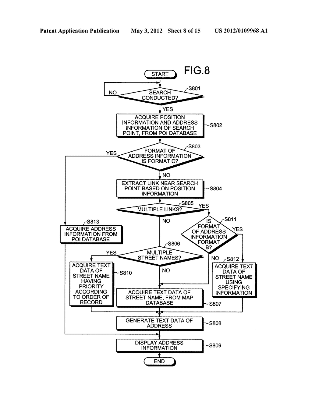 INFORMATION PROCESSING APPARATUS, INFORMATION CREATING APPARATUS,     INFORMATION PROCESSING METHOD, INFORMATION CREATING METHOD, INFORMATION     PROCESSING POROGRAM, INFORMATION CREATINGN PROGRAM, AND RECORDING MEDIUM - diagram, schematic, and image 09