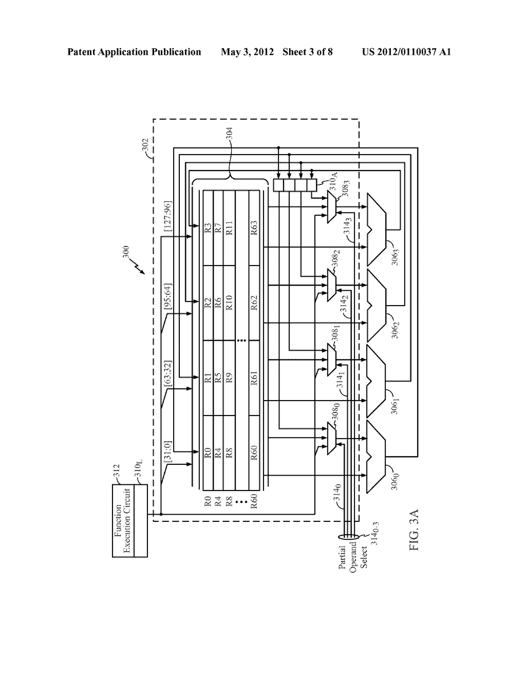 Methods and Apparatus for a Read, Merge and Write Register File - diagram, schematic, and image 04