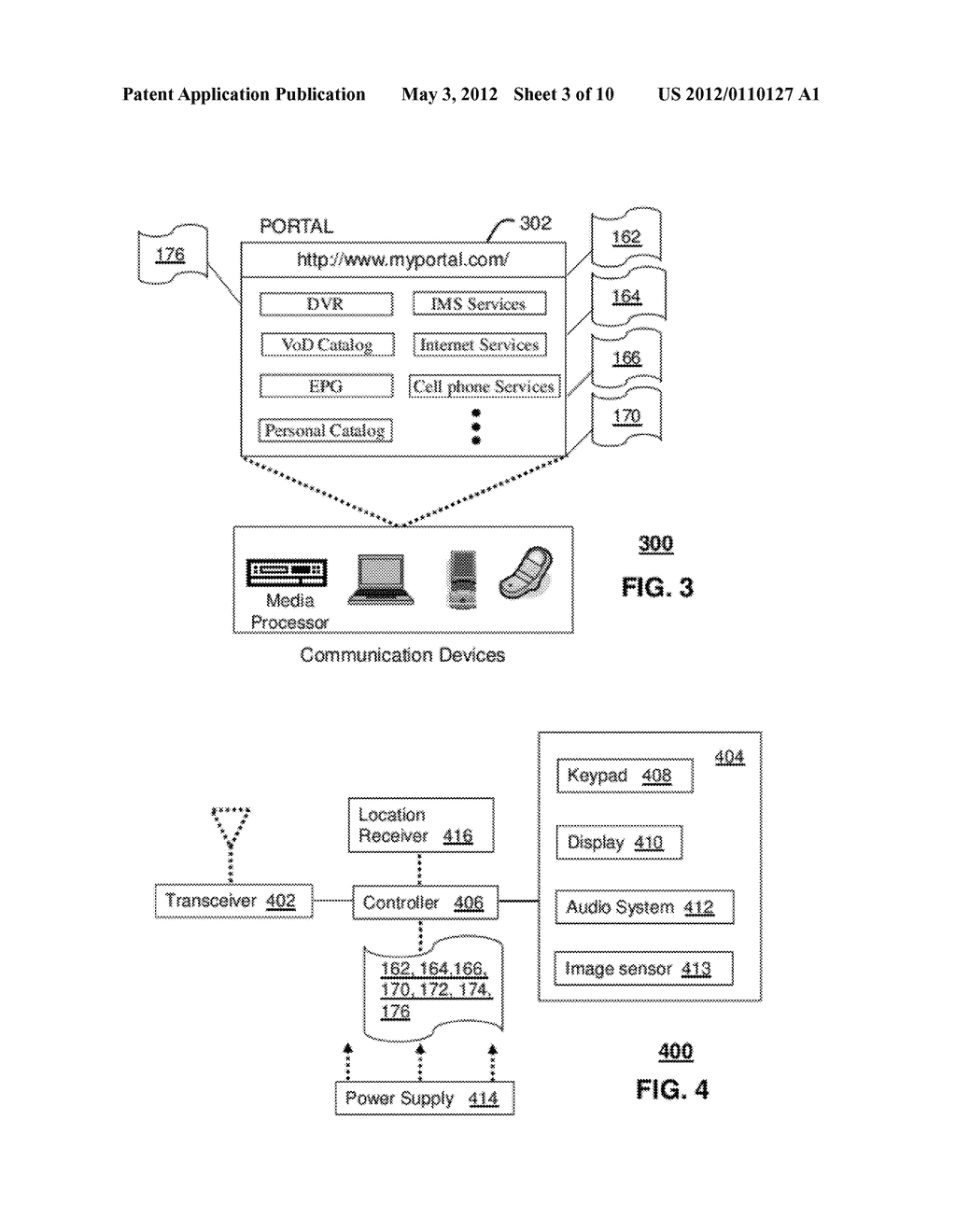 MESSAGING ABSTRACTION IN A MOBILE DEVICE SERVER - diagram, schematic, and image 04