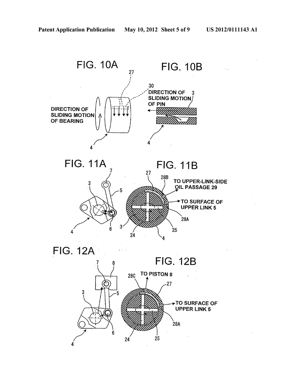 Crankshaft Of Internal Combustion Engine Provided With Multi Link Illustrated Diagram A Basic Type Piston Crank Mechanism And