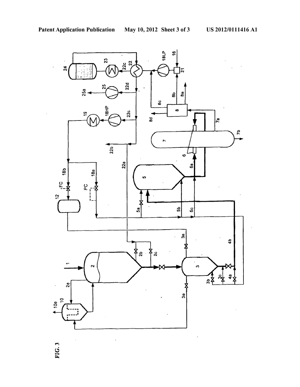 METHOD FOR SUPPLYING AN ENTRAINED -FLOW GASIFICATION REACTOR WITH FUEL     FROM A STORAGE CONTAINER - diagram, schematic, and image 04