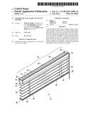 Motorizable tilt shade system and method diagram and image