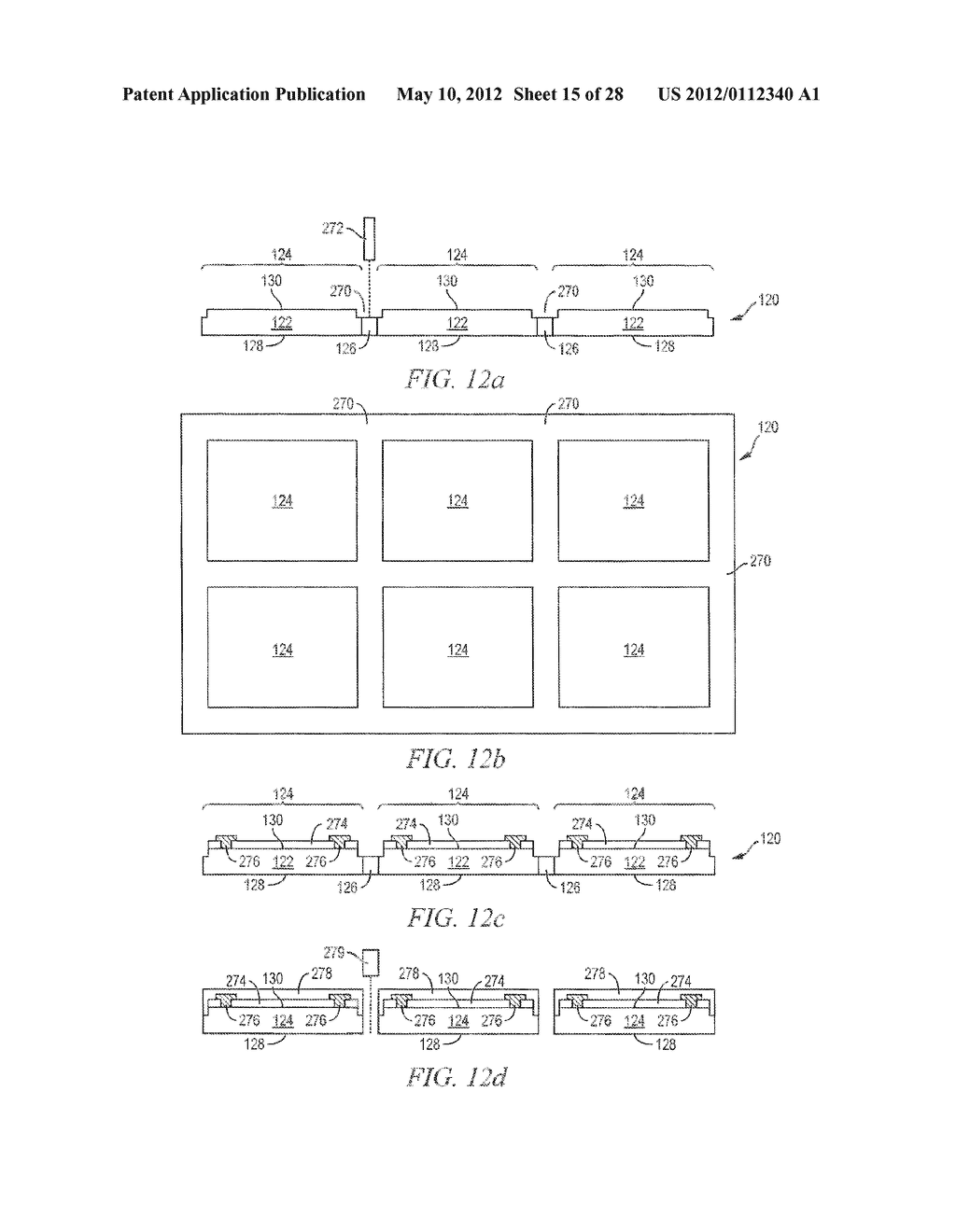 Semiconductor Device and Method of Forming Insulating Layer Disposed Over     The Semiconductor Die For Stress Relief - diagram, schematic, and image 16