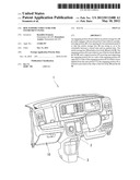 BOX SUPPORT STRUCTURE FOR INSTRUMENT PANEL diagram and image