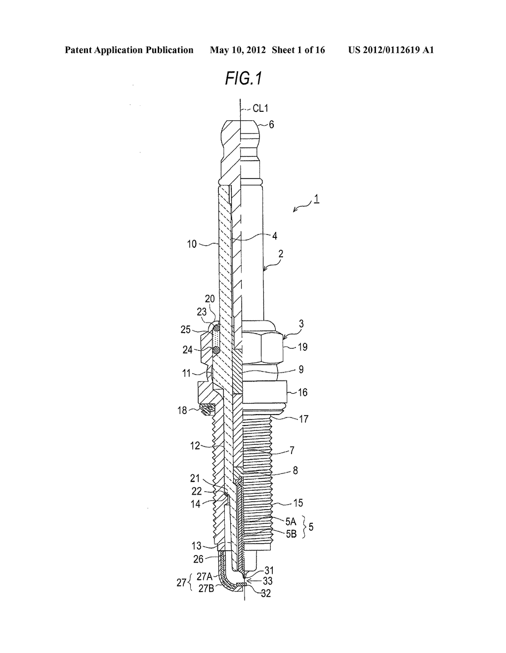 SPARK PLUG AND METHOD OF MANUFACTURING THE SAME - diagram, schematic, and image 02