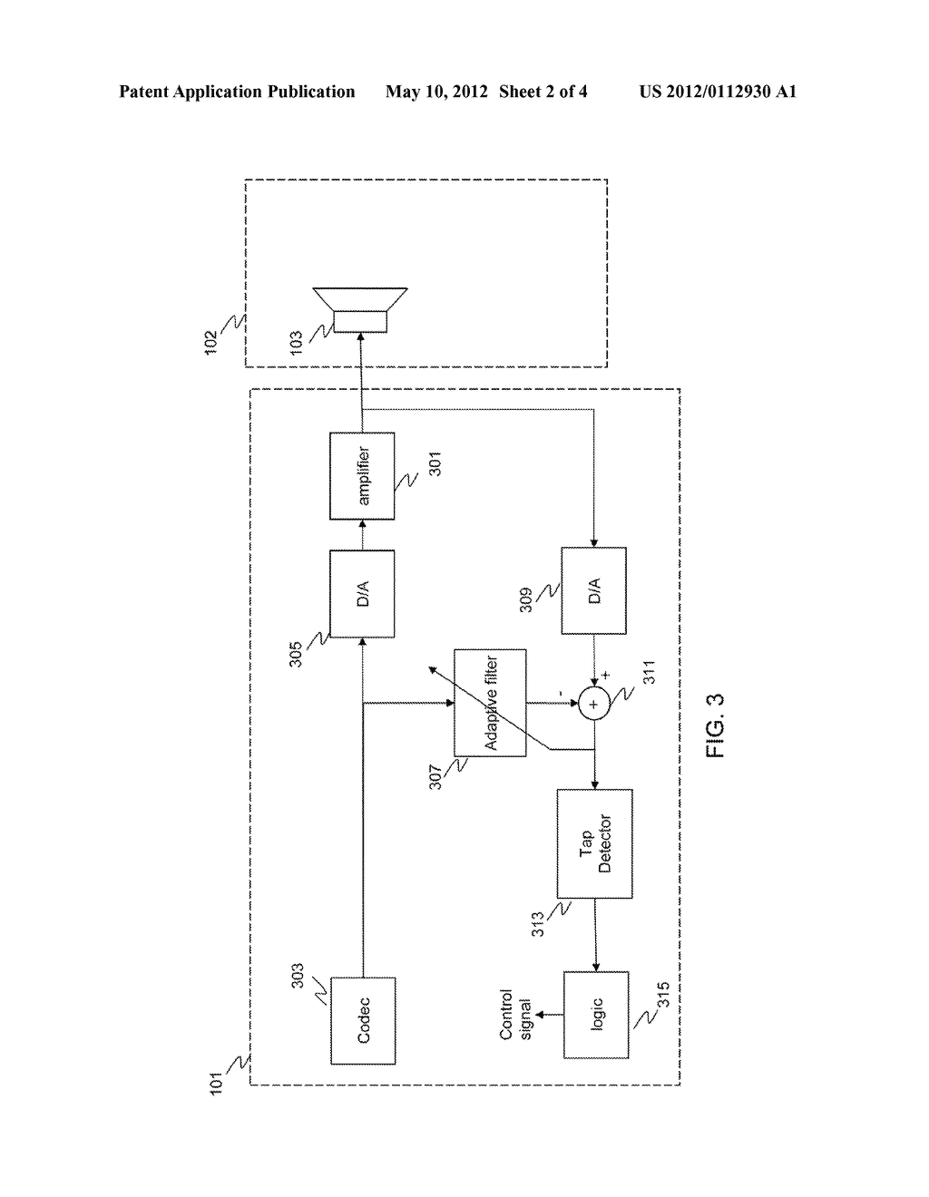 METHOD AND APPARATUS FOR CONTROLLING A DEVICE - diagram, schematic, and image 03