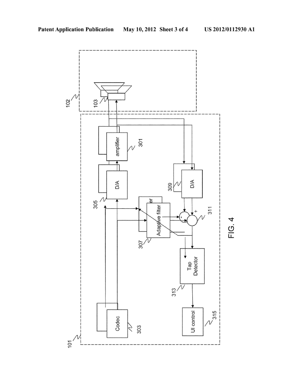 METHOD AND APPARATUS FOR CONTROLLING A DEVICE - diagram, schematic, and image 04