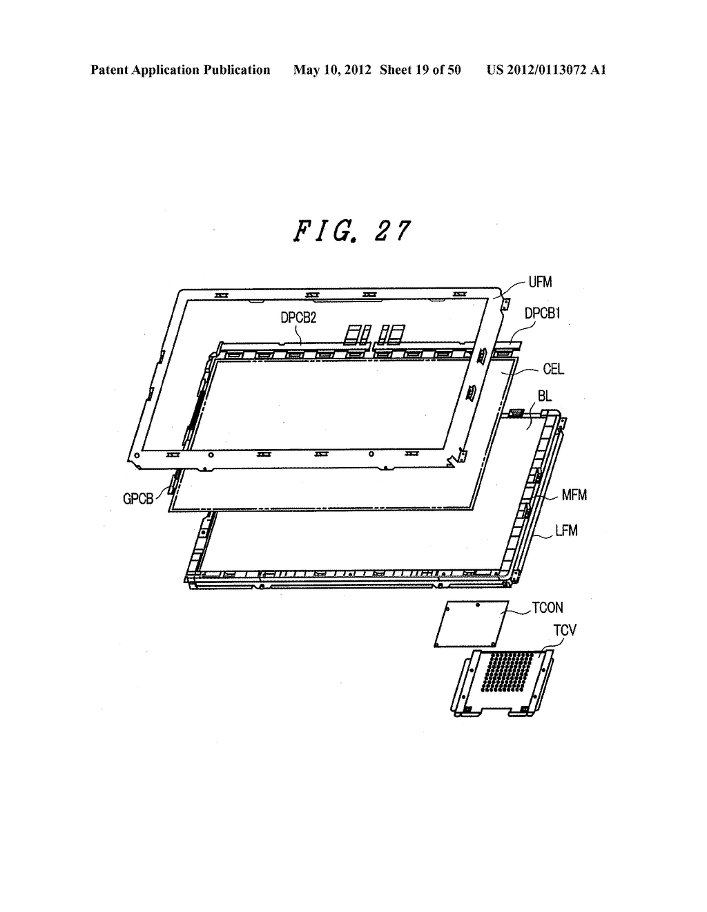 Display Device - diagram, schematic, and image 20