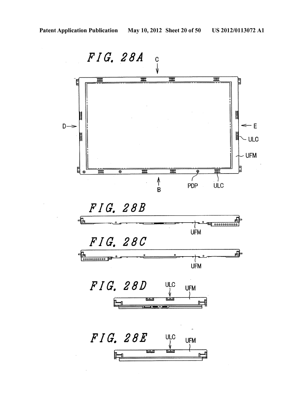 Display Device - diagram, schematic, and image 21