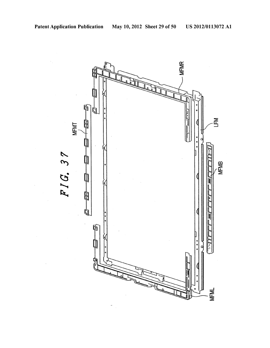 Display Device - diagram, schematic, and image 30
