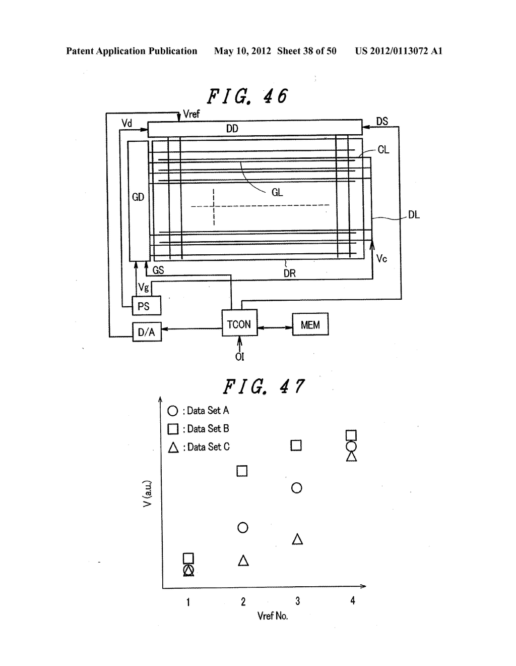 Display Device - diagram, schematic, and image 39