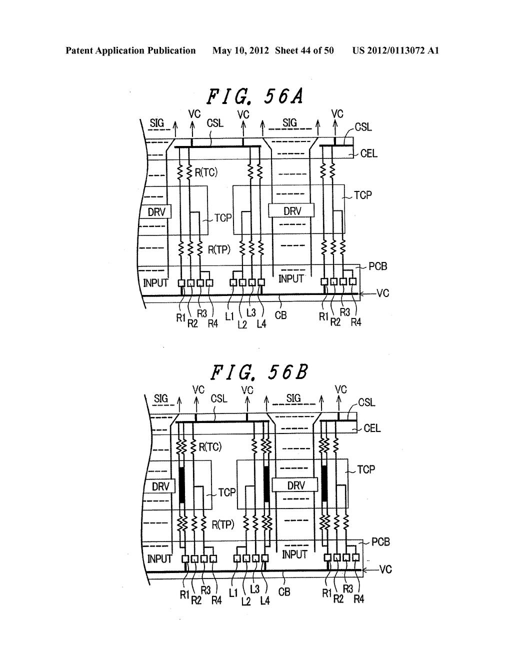 Display Device - diagram, schematic, and image 45