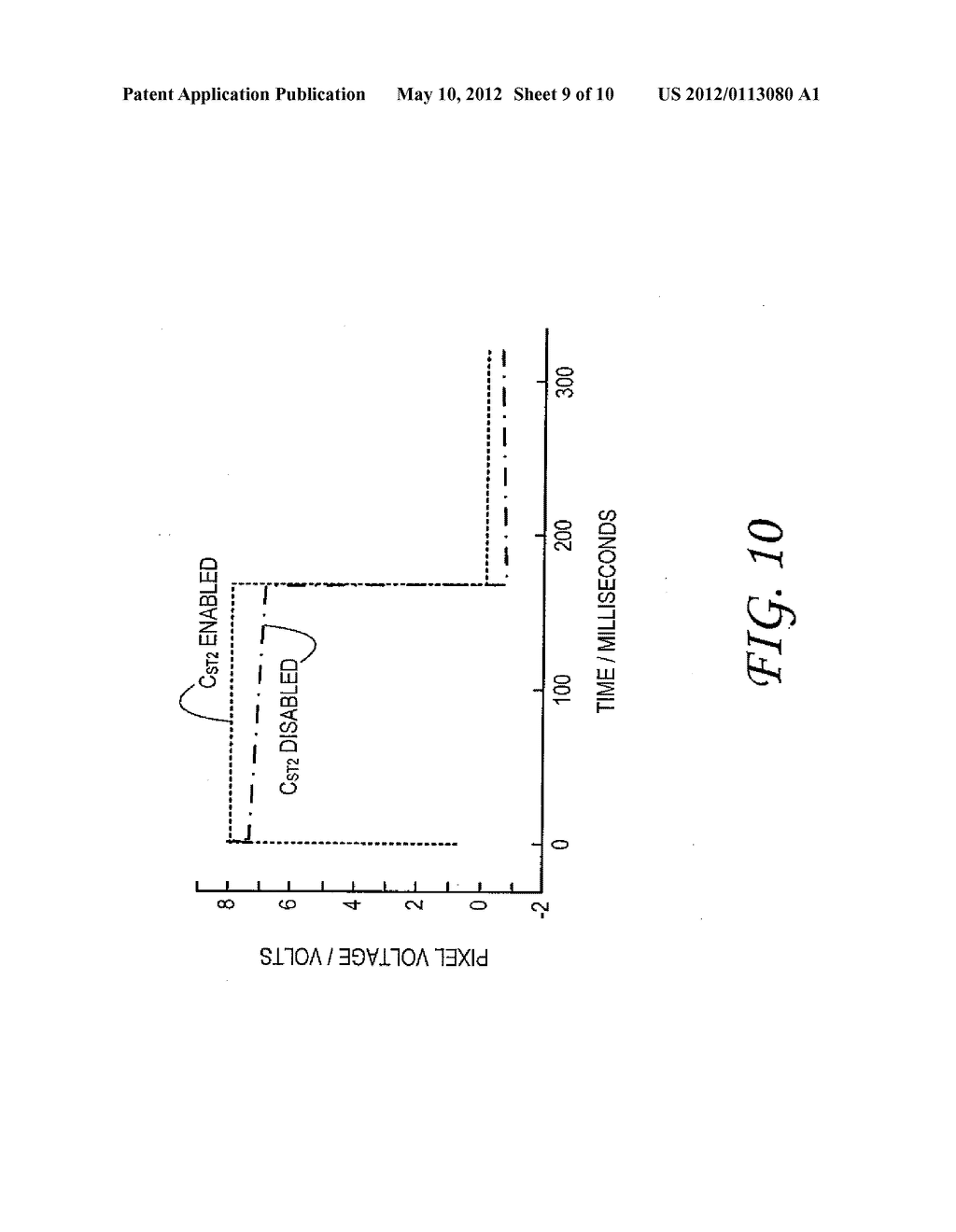 Thin-Film Transistor Liquid-Crystal Display with Variable Frame Frequency - diagram, schematic, and image 10