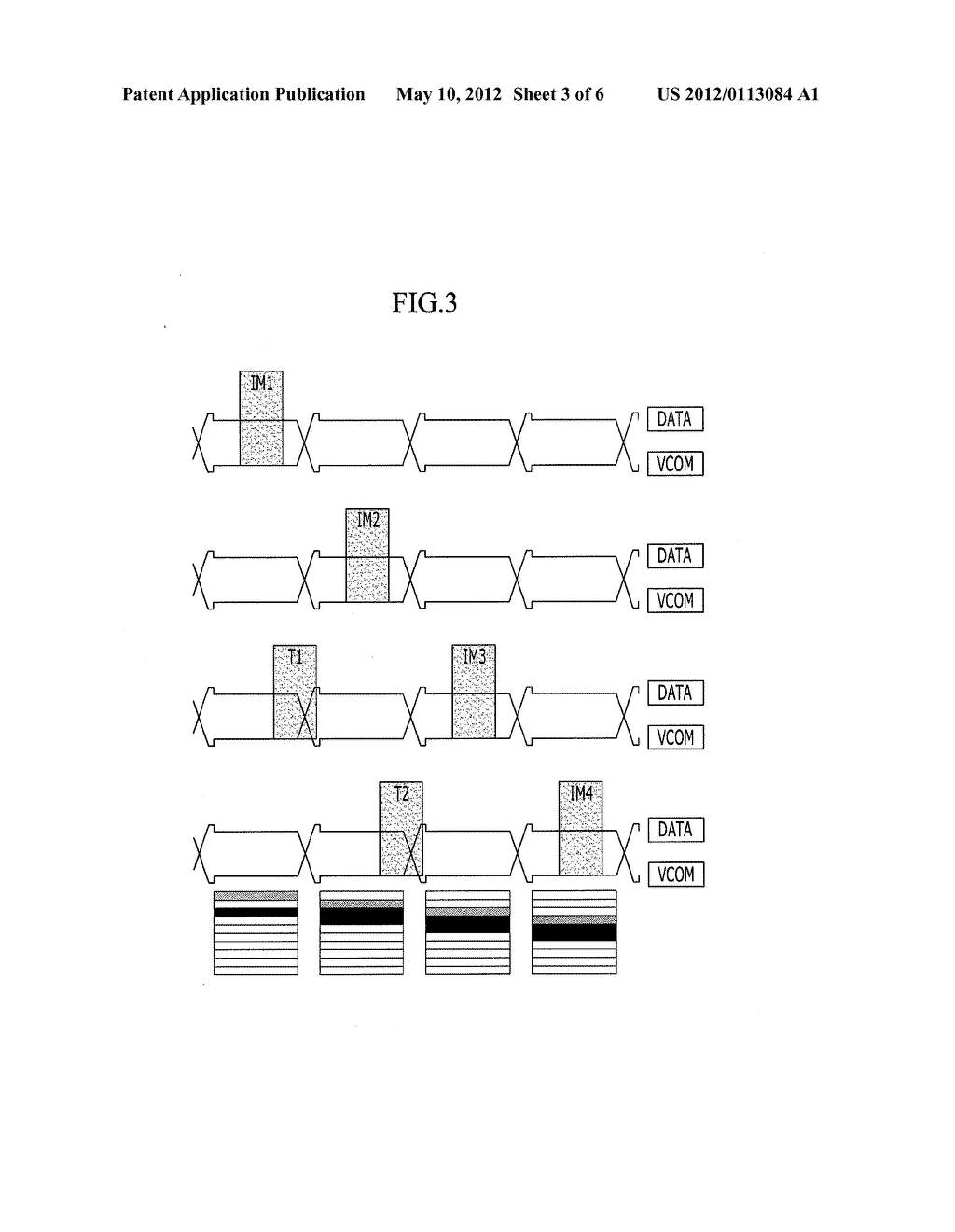 LIQUID CRYSTAL DISPLAY DEVICE AND DRIVING METHOD OF THE SAME - diagram, schematic, and image 04
