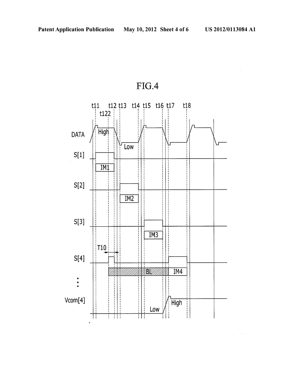 LIQUID CRYSTAL DISPLAY DEVICE AND DRIVING METHOD OF THE SAME - diagram, schematic, and image 05