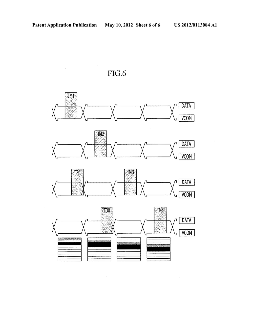 LIQUID CRYSTAL DISPLAY DEVICE AND DRIVING METHOD OF THE SAME - diagram, schematic, and image 07