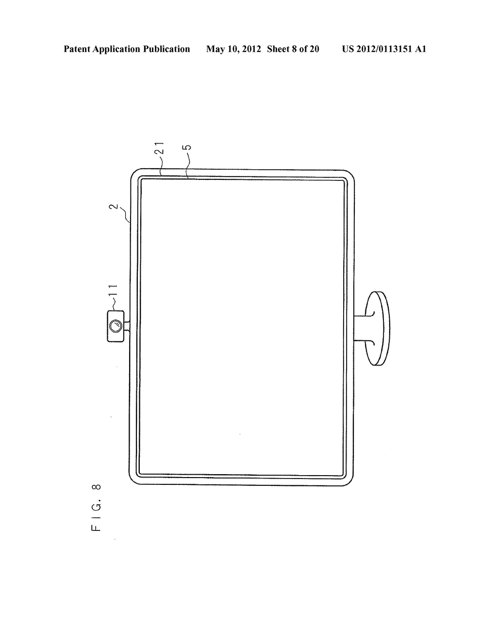 DISPLAY APPARATUS AND DISPLAY METHOD - diagram, schematic, and image 09