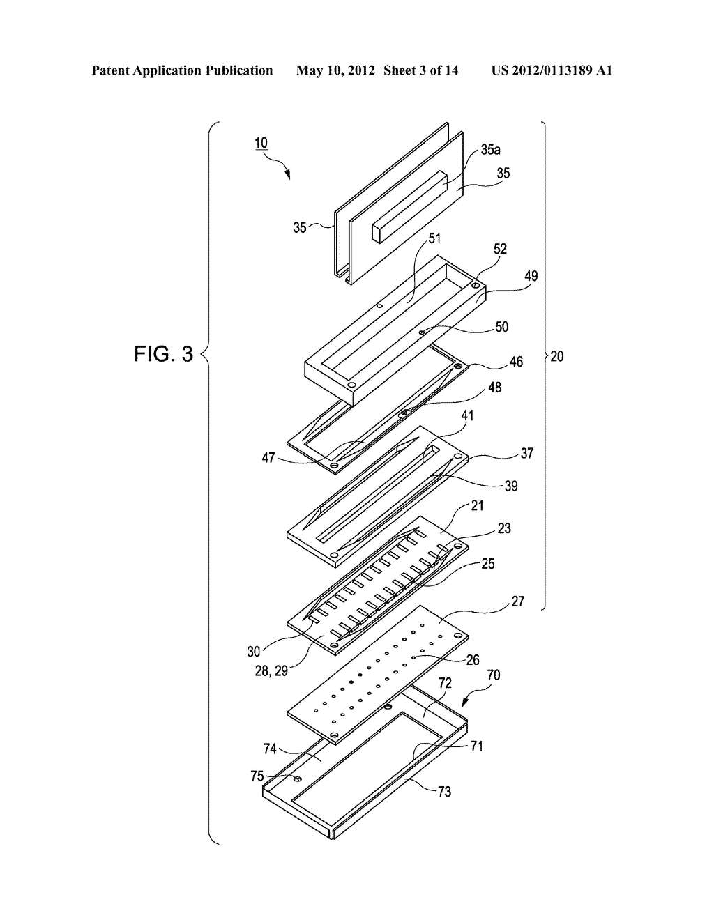 LIQUID EJECTING HEAD, LIQUID EJECTING HEAD UNIT, LIQUID EJECTING     APPARATUS, AND METHOD OF MANUFACTURING LIQUID EJECTING HEAD - diagram, schematic, and image 04