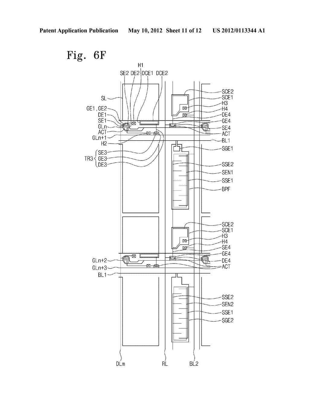 DISPLAY APPARATUS AND METHOD OF MANUFACTURING THE SAME - diagram, schematic, and image 12