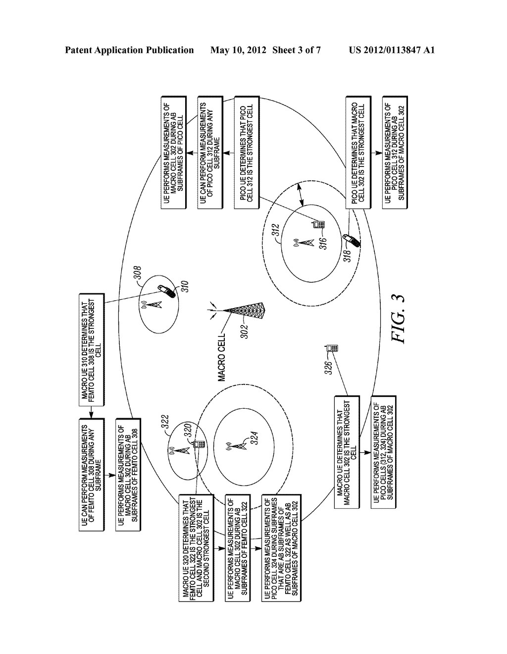 Configuring Unscheduled Periods to Enable Interference Reduction in     Heterogeneous Networks - diagram, schematic, and image 04