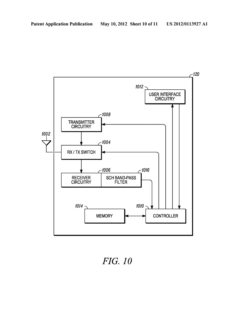 METHOD AND APPARATUS FOR INTERLEAVING SEQUENCE ELEMENTS OF AN OFDMA     SYNCHRONIZATION CHANNEL - diagram, schematic, and image 11