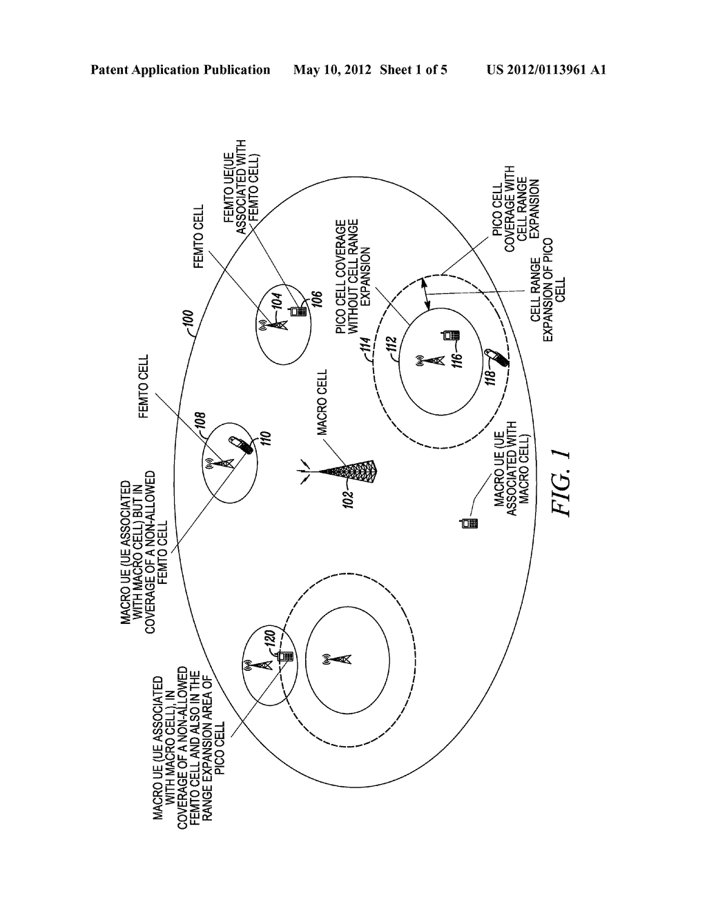 Interference Measurements in Enhanced Inter-Cell Interference Coordination     Capable Wireless Terminals - diagram, schematic, and image 02