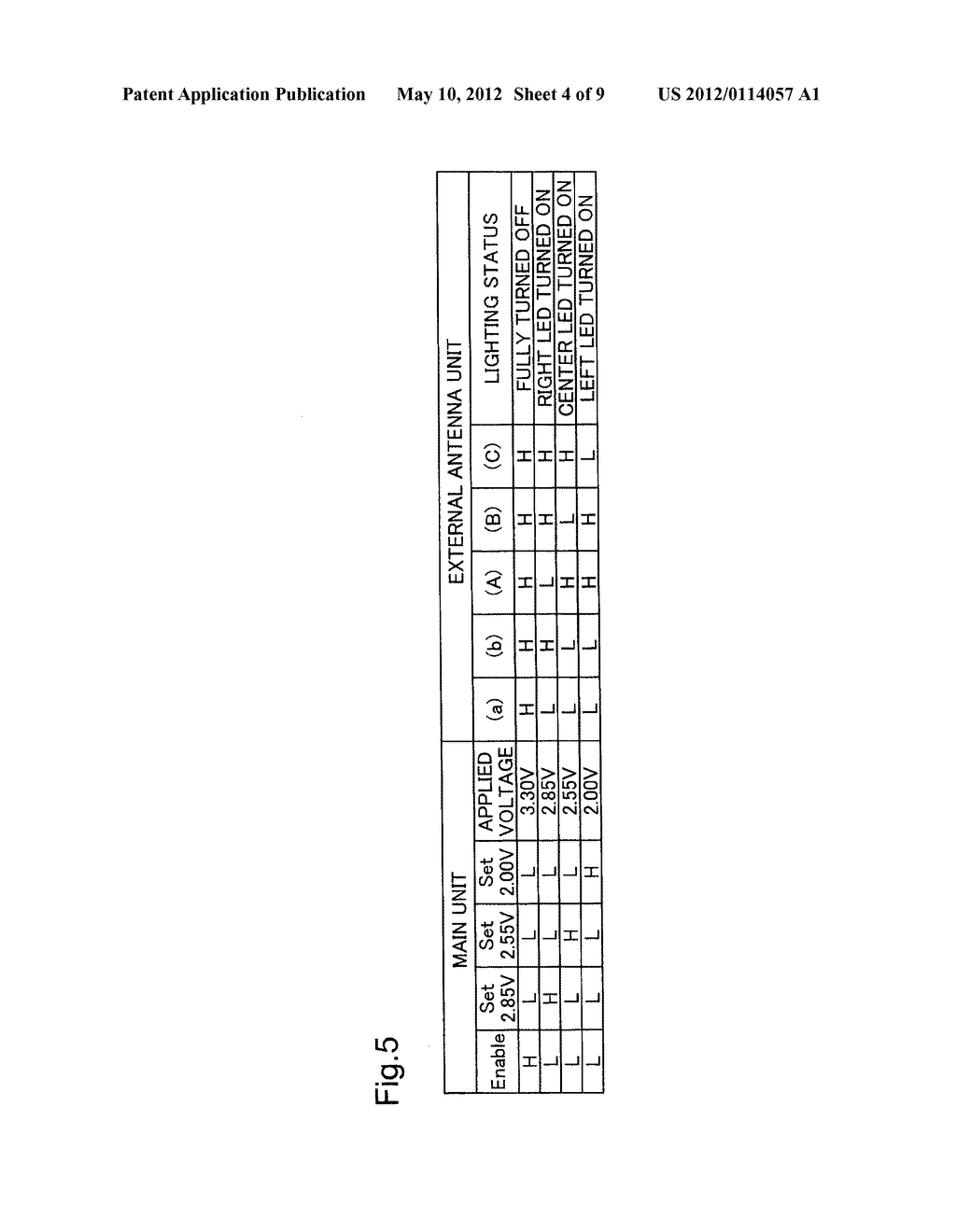 WIRELESS COMMUNICATION DEVICE, WIRELESS COMMUNICATION SYSTEM AND     INFORMATION NOTIFYING METHOD - diagram, schematic, and image 05