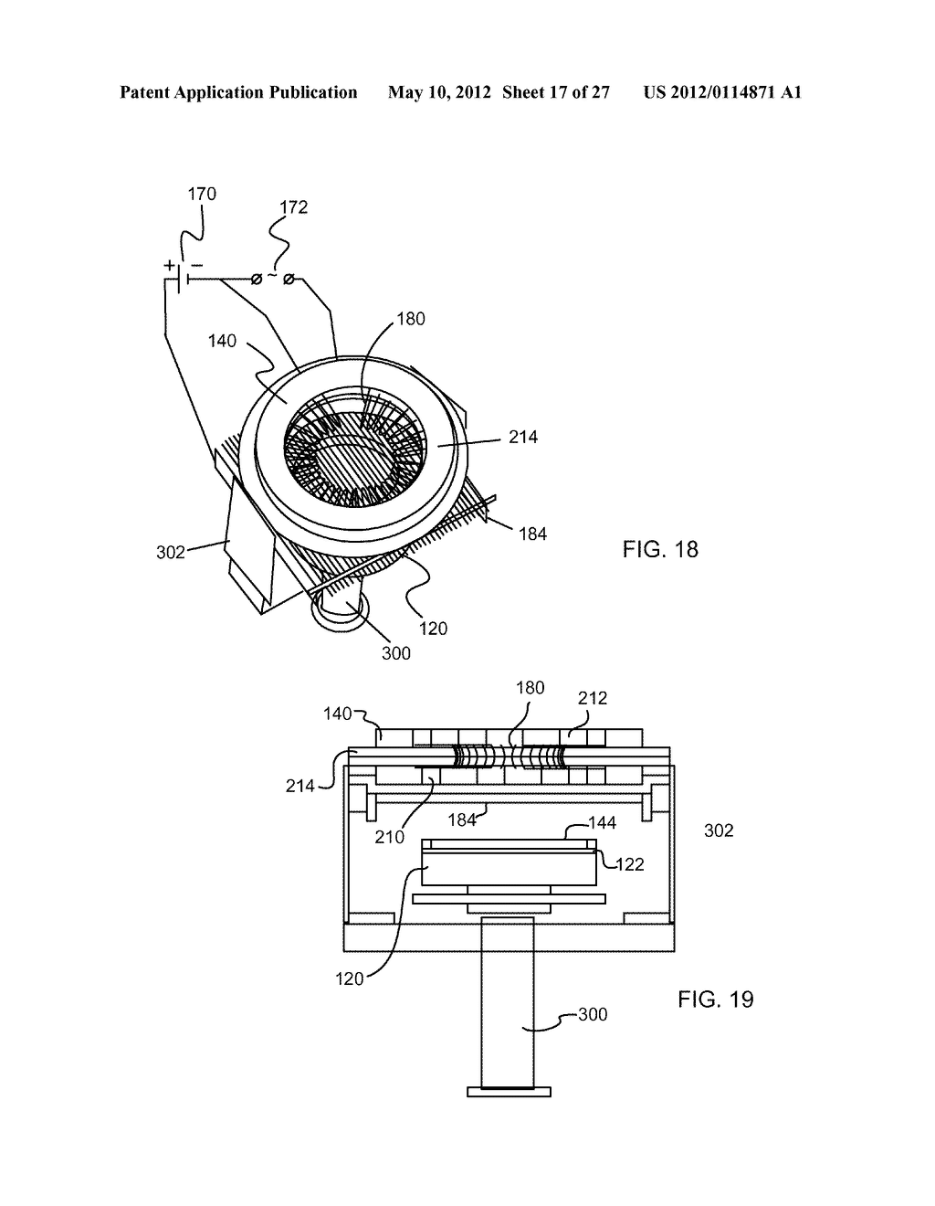Method And Apparatus For Producing An Ionized Vapor Deposition Coating - diagram, schematic, and image 18
