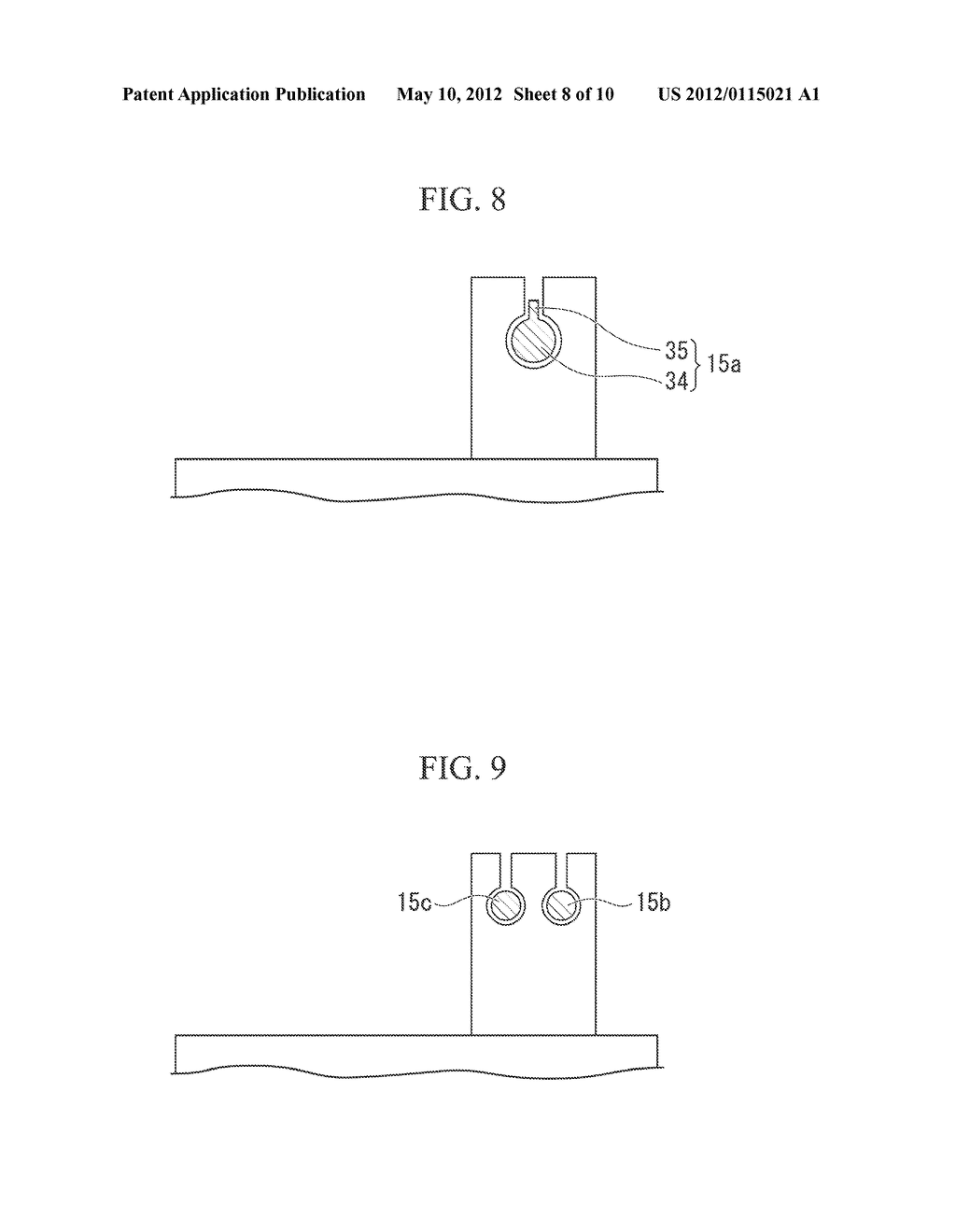 BATTERY AND BATTERY MANUFACTURING APPARATUS - diagram, schematic, and image 09