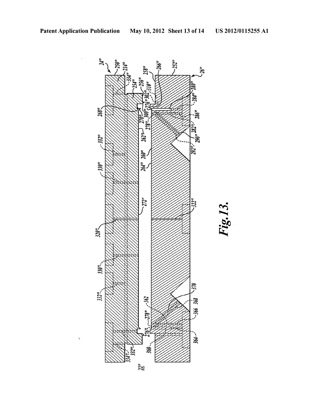 METHOD AND APPARATUS FOR DYNAMIC THIN-LAYER CHEMICAL PROCESSING OF     SEMICONDUCTOR WAFERS - diagram, schematic, and image 14