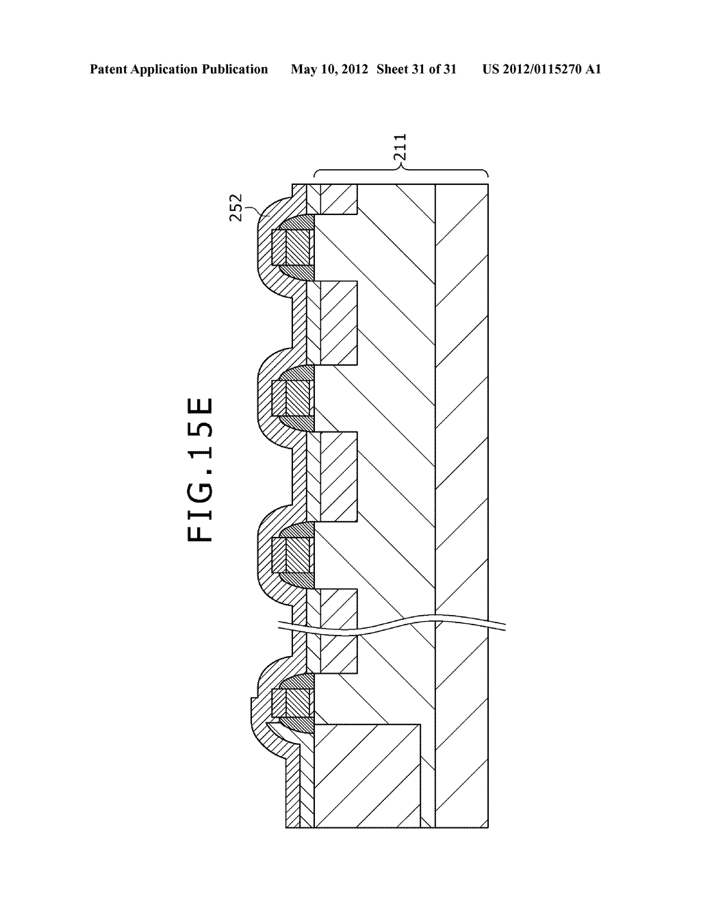 SOLID-STATE IMAGE PICKUP DEVICE AND METHOD OF MANUFACTURING SAME - diagram, schematic, and image 32