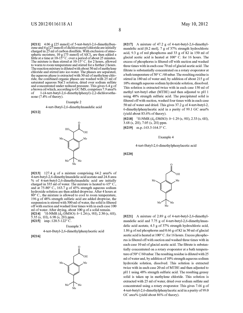 Method for Producing (2,4-Dimethylbiphenyl-3-yl)Acetic Acids, the Esters     Thereof and Intermediate Compounds - diagram, schematic, and image 09