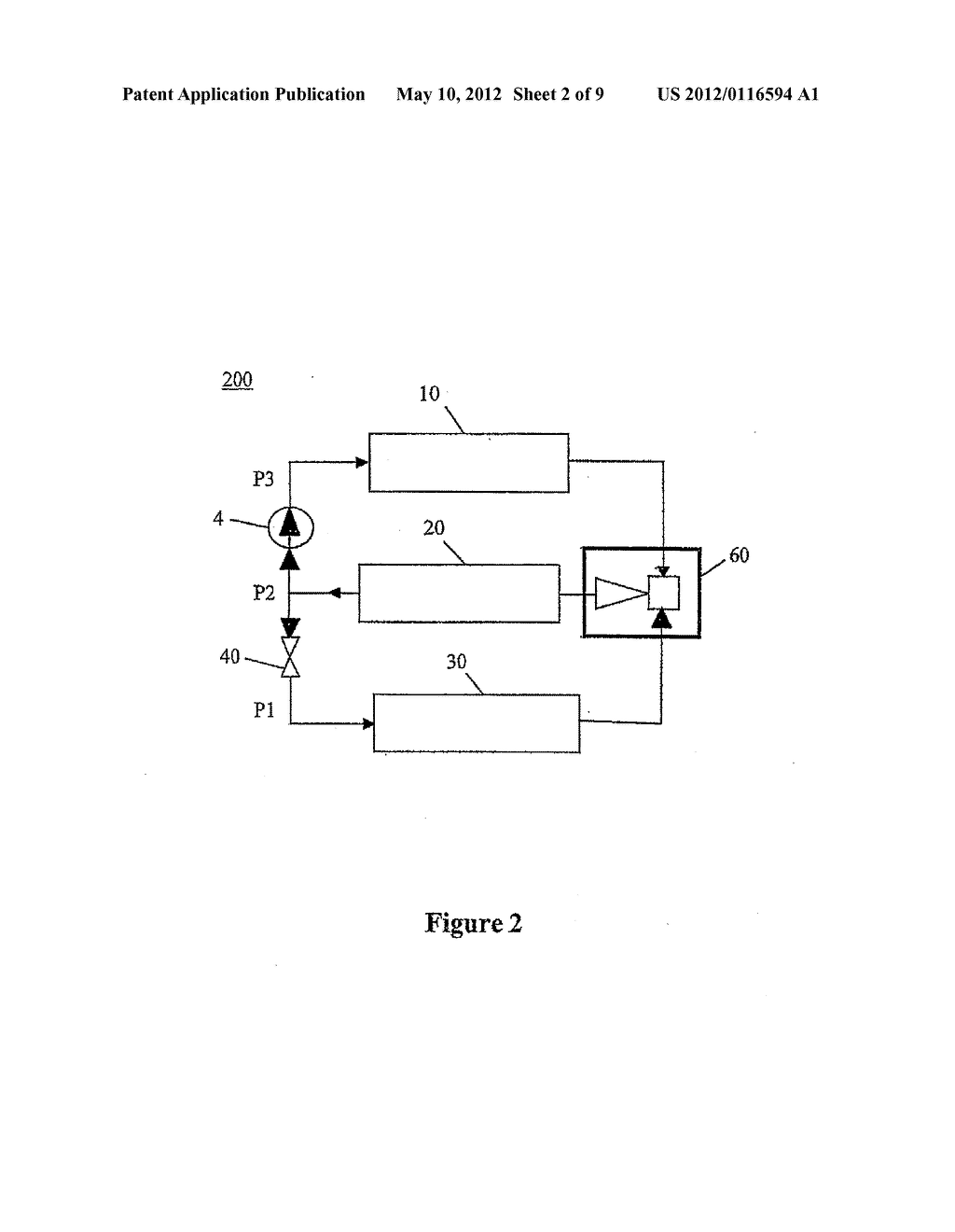 JET PUMP SYSTEM FOR HEAT AND COLD MANAGEMENT, APPARATUS, ARRANGEMENT AND     METHODS OF USE - diagram, schematic, and image 03