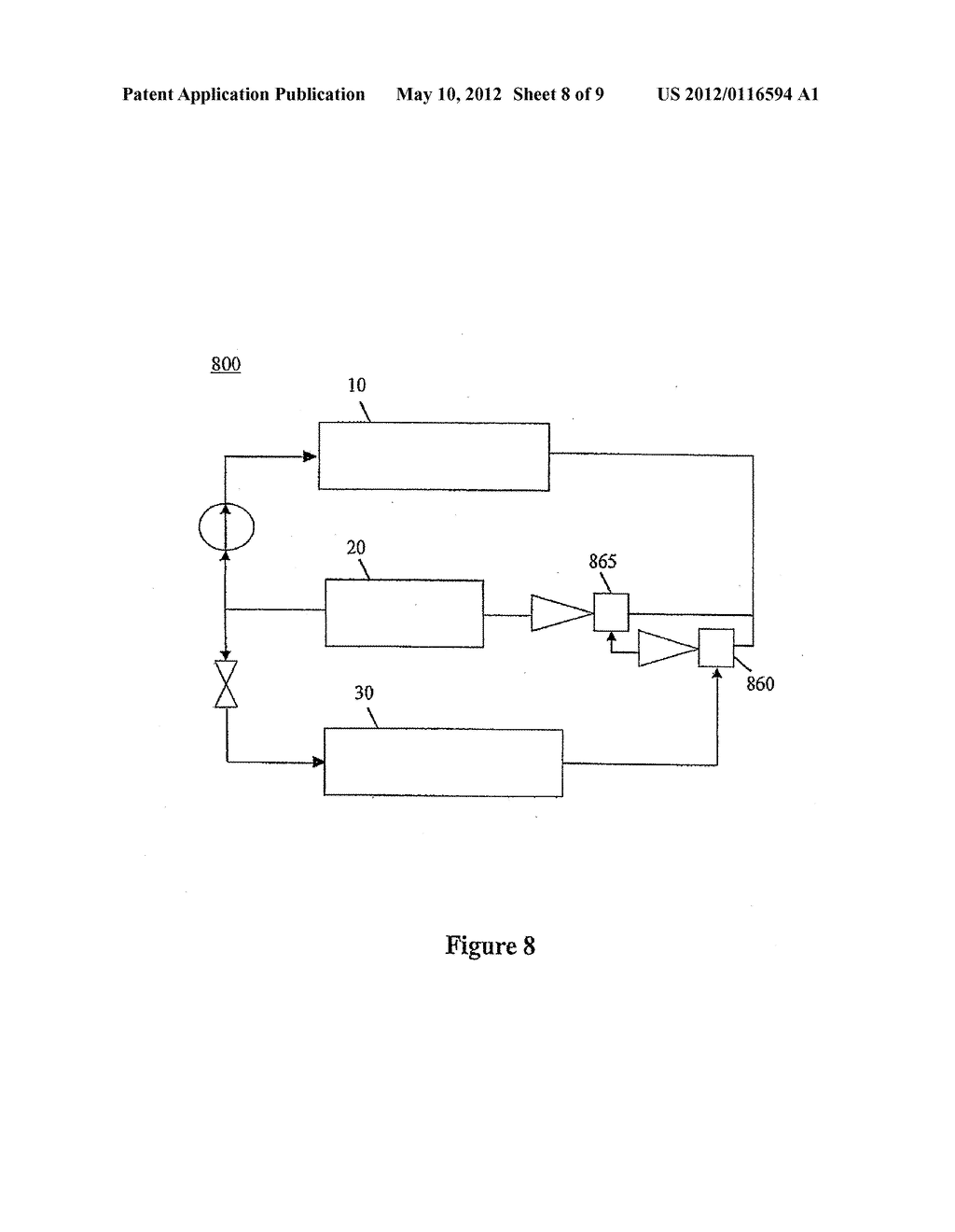 JET PUMP SYSTEM FOR HEAT AND COLD MANAGEMENT, APPARATUS, ARRANGEMENT AND     METHODS OF USE - diagram, schematic, and image 09