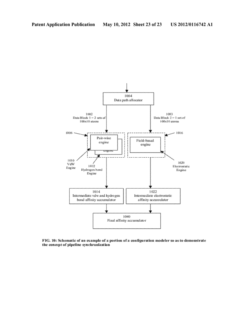 METHOD AND APPARATUS FOR ANALYSIS OF MOLECULAR CONFIGURATIONS AND     COMBINATIONS - diagram, schematic, and image 24
