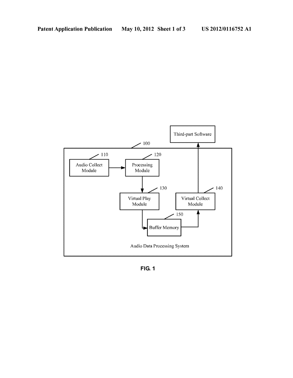 AUDIO DATA PROCESSING METHOD AND AUDIO DATA PROCESSING SYSTEM - diagram, schematic, and image 02