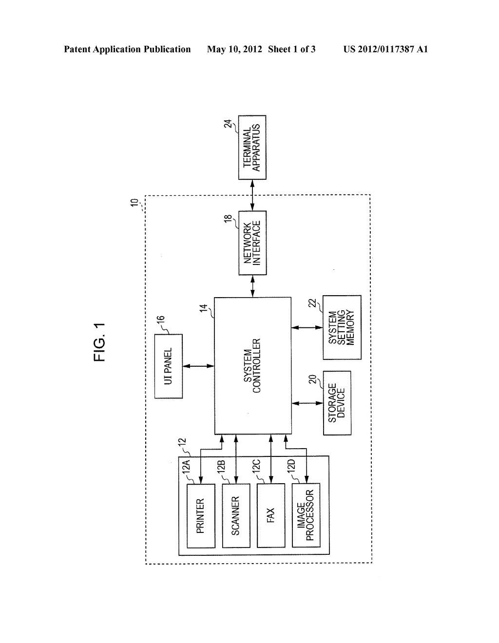INFORMATION PROCESSING APPARATUS, INFORMATION PROCESSING METHOD, AND     COMPUTER READABLE MEDIUM - diagram, schematic, and image 02