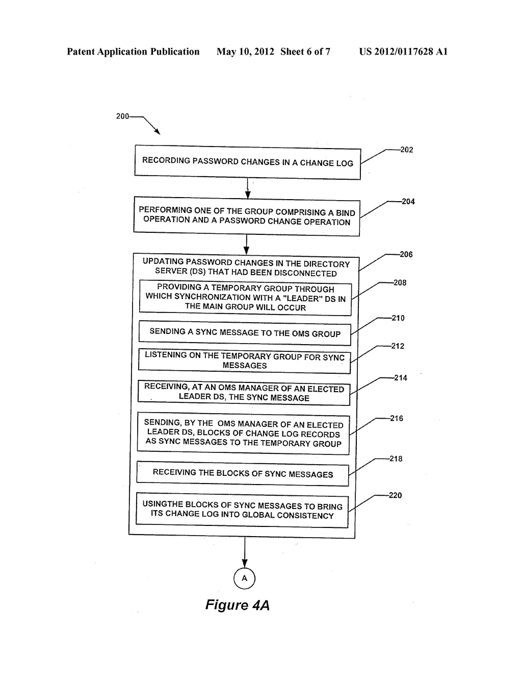 Global Account Lockout (GAL) and Expiration Using an Ordered Message     Service (OMS) - diagram, schematic, and image 07