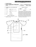 Garment For An Echocardiographic Patient diagram and image