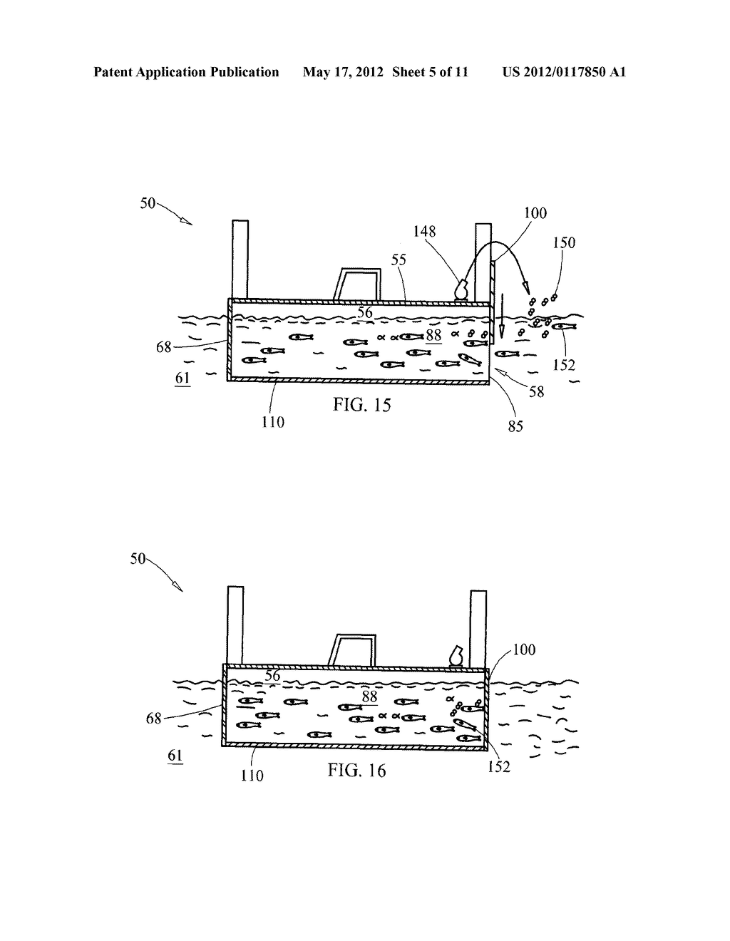 FISHING BOAT AND METHOD FOR CATCHING FISH - diagram, schematic, and image 06