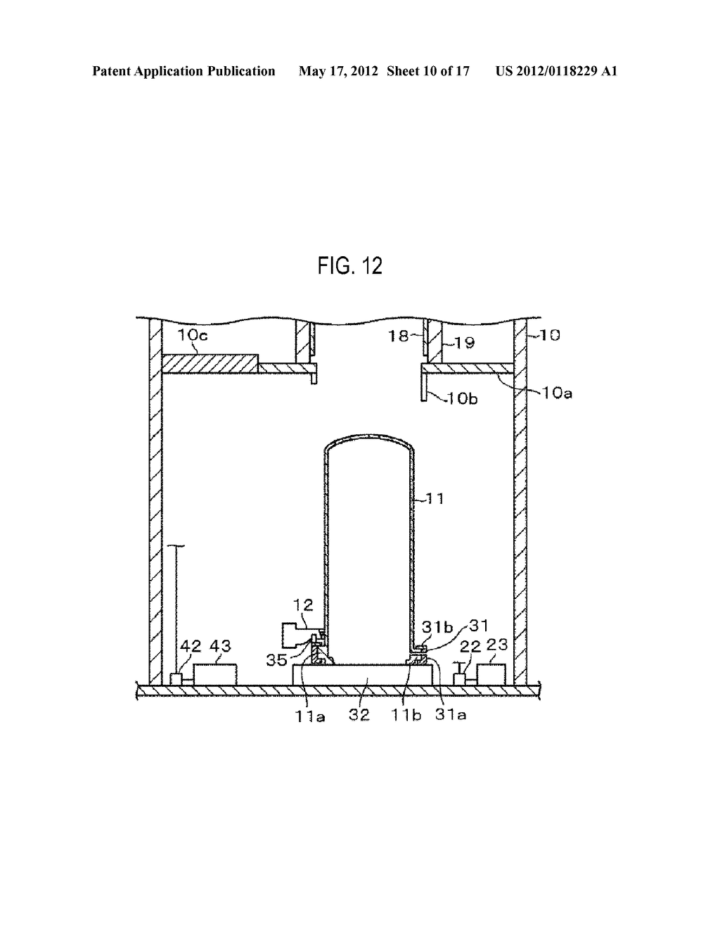 VACUUM PROCESSING APPARATUS AND ASSEMBLY METHOD THEREOF - diagram, schematic, and image 11